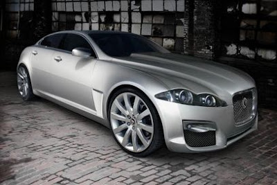2011 Jaguar XF Base Sedan