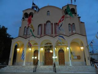 Εβδομαδιαία -Λειτουργική- Κατηχητική και Κηρυκτική διακονία στην ενορία της Κοιλάδας