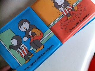 Un nouveau livre de bain t 39 choupi plouf dans la piscine chez lavinia - Tchoupi piscine ...