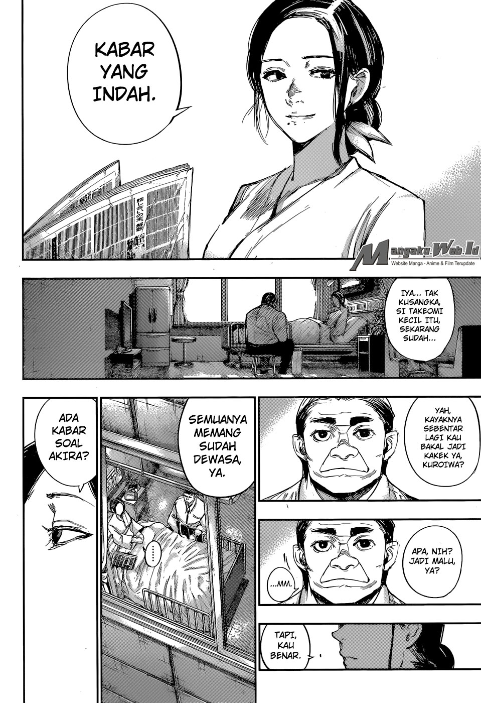 Tokyo Ghoul:re Chapter 104-4
