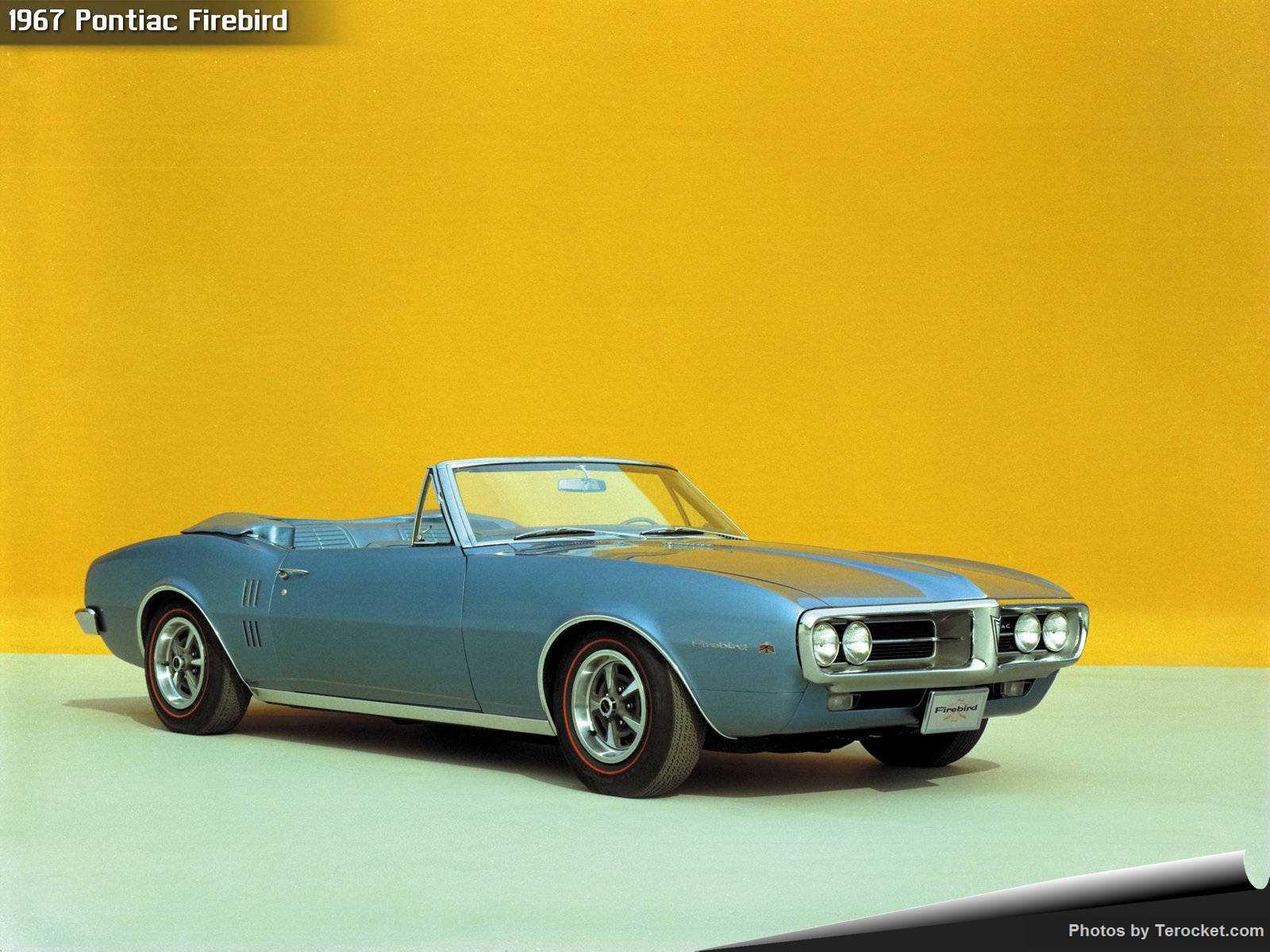 Hình ảnh xe ô tô Pontiac Firebird 1967 & nội ngoại thất
