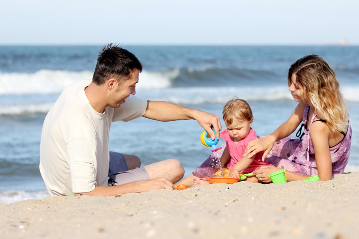 Plajda Güzel Olmanın Püf Noktaları