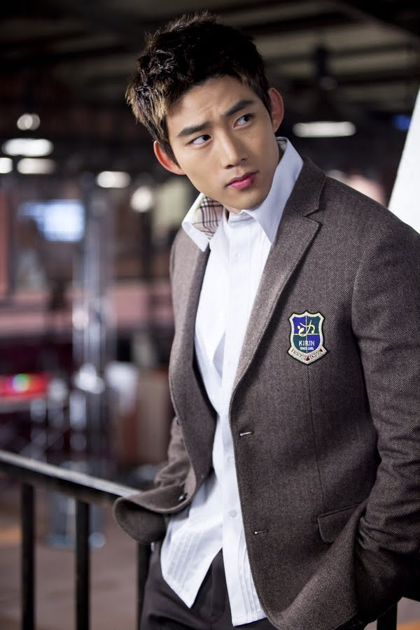 imankikuk.blogspot.com Taecyeon 2PM Happy Anniversary Wonder Girls 01 10 Artis Korea Pria Tertampan 2013