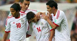 Video Gol Jepang vs Meksiko 23 Juni 2013