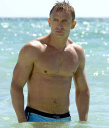 James Bond - Daniel Craig