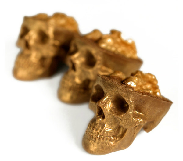 Mini Chocolate Skull Candy Spicytec