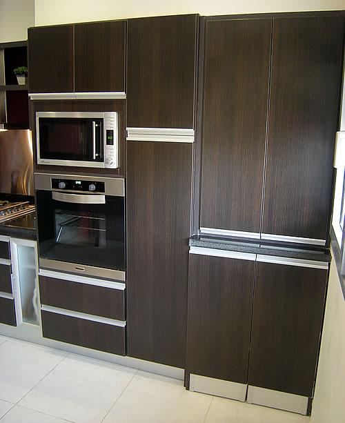 Ixtus amoblamientos muebles de cocina melamina for Muebles melamina