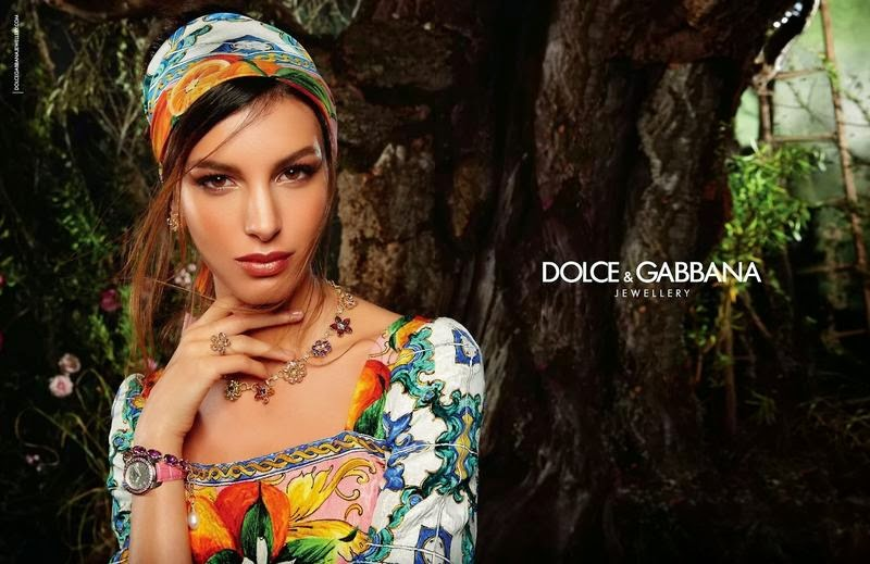 Kate-King-Dolce-And-Gabbana-Jewelry-Campaign-Spring-Summer-2014