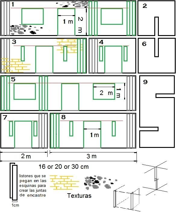 Fabrica de muebles de cocina para armar for Planos muebles de cocina para armar