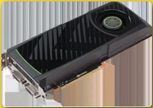 VGA GeForce GTX 580