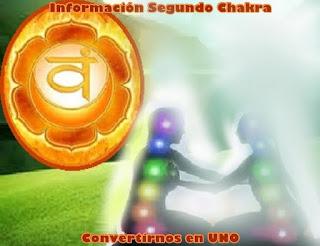 Hoy, vamos a presentar información acerca de nuestro Segundo Chakra y también Gaia hablará sobre su Segundo Chakra.
