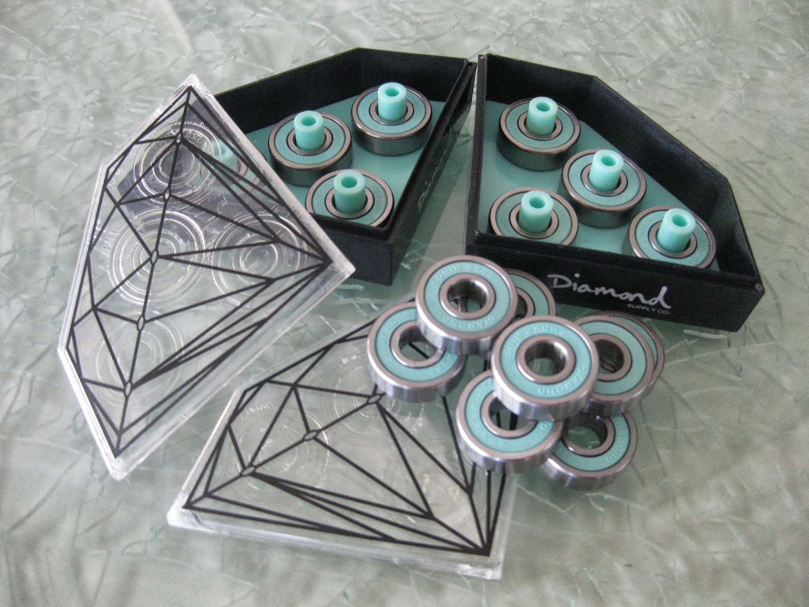 DIAMOND SMOKE RINGS At ALJEK $35
