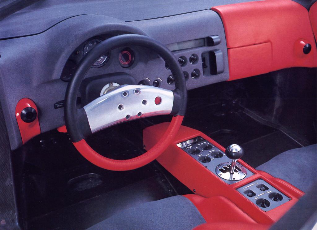 Jiotto Caspita, japoński prototyp, koncept, supercar, JDM, japanese, sportowy samochód, Dome, Wacoal, 日本車, スポーツカー, スーパーカー, ジオット キャスピタ