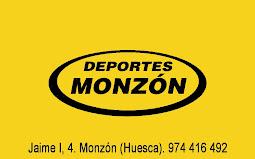 SOCIOS CMM DESCUENTOS EN:                                               Deportes Monzón