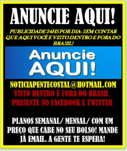 PUBLICIDADE DO POVO DE DEUS