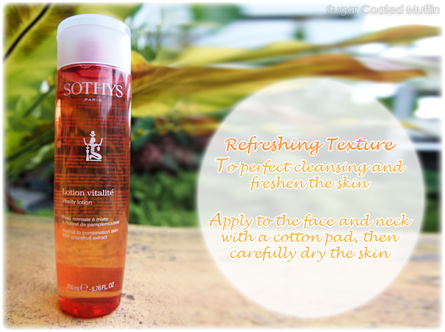 Sothys Vitality Lotion