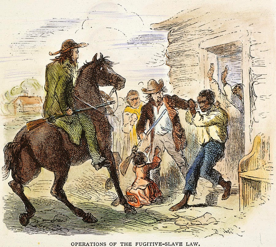 fugitive slave act essay The impact of the fugitive slave law on abolitionism essay on the other side of the fence, the slave owners claimed that the abolitionists had been unjust and one-sided.