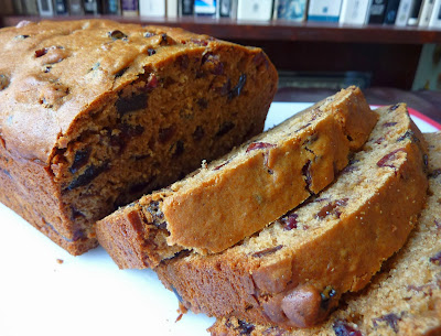 Cookies on Friday: Bara Brith (Welsh Tea Bread)