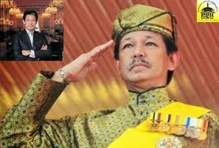 Gaya hidup mewah sang pangeran....!!!