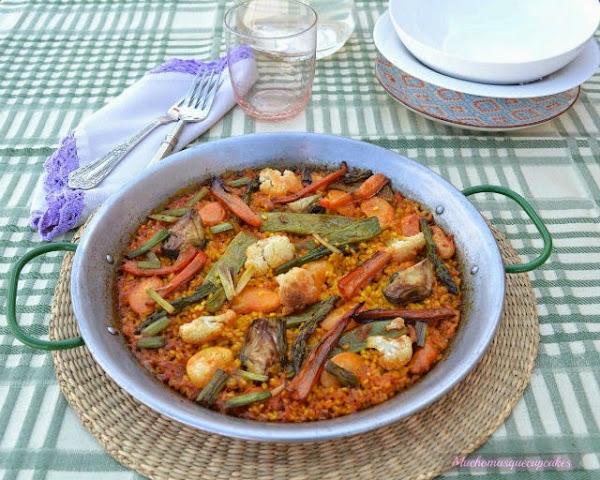 Como preparar coliflor cocinar en casa es for Como hacer paella de verduras