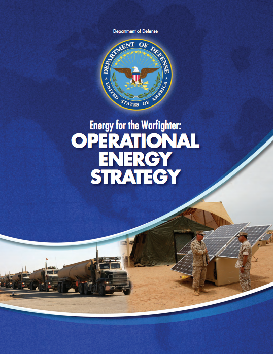 DOD's Operational Energy Strategy