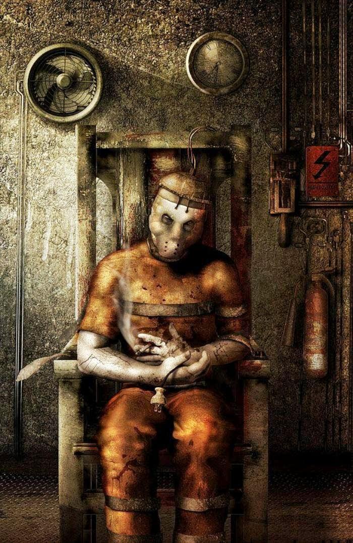 Horror Movie Artwork