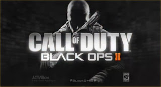 Call of Duty Black Ops 2 Cover art