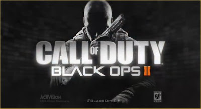Call of Duty Black Ops 2 Logo/Coverart