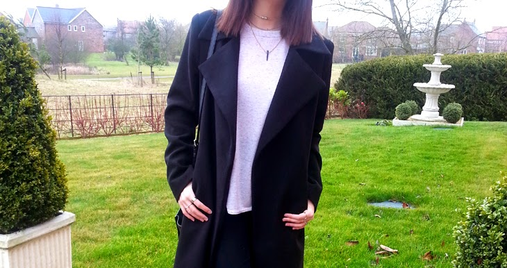 duster weekend outfit fashion blog