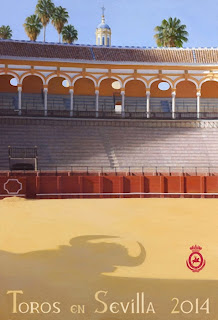 Sevilla - Cartel taurino temporada 2014