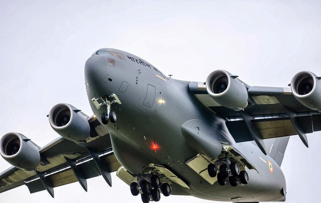 C-17 Globemaster III | Military.com