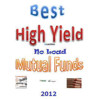 Best No Load High Yield Mutual Funds 2012 logo