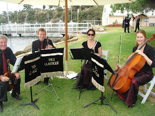 Classical Wedding Music Perth-Mosmans