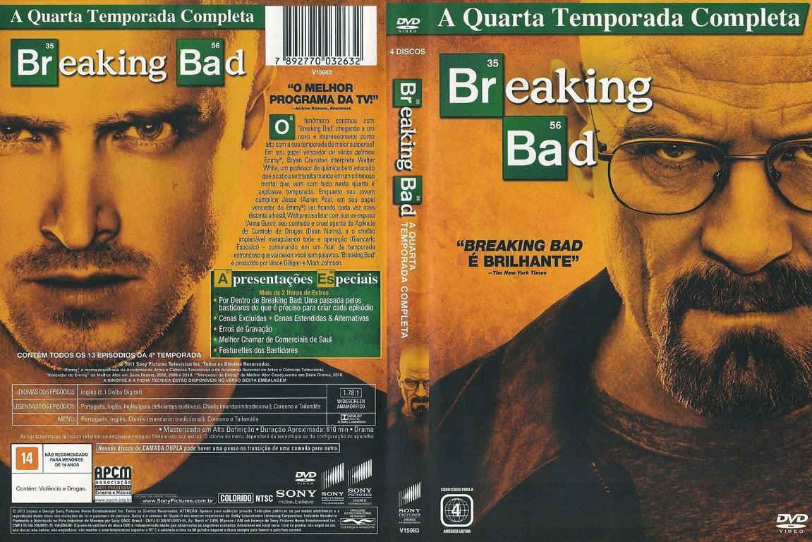 Breaking Bad | Gigante das Capas