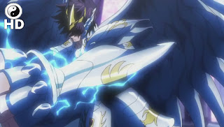 Saint Seiya:The Lost Canvas 20 e 21