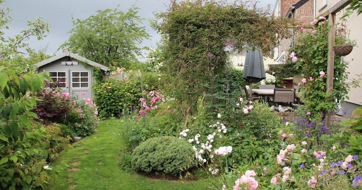 derri re les murs de mon jardin p riple en belgique jour On derriere les murs de mon jardin
