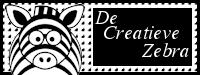De creatieve Zebra challenge