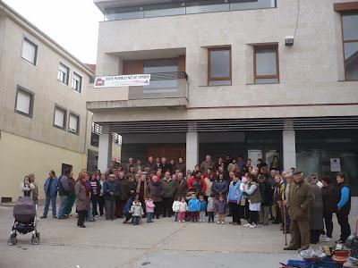 Cespedosa de Tormes, Este pueblo no se vende, contra la reforma local