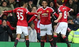 Manchester United vs Stoke City 3-0 All Goals & Highlights Video