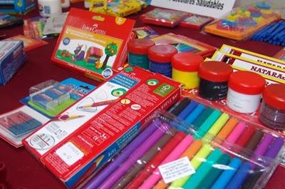"""útiles escolares """"bambas"""" pueden generar cáncer a los niños"""