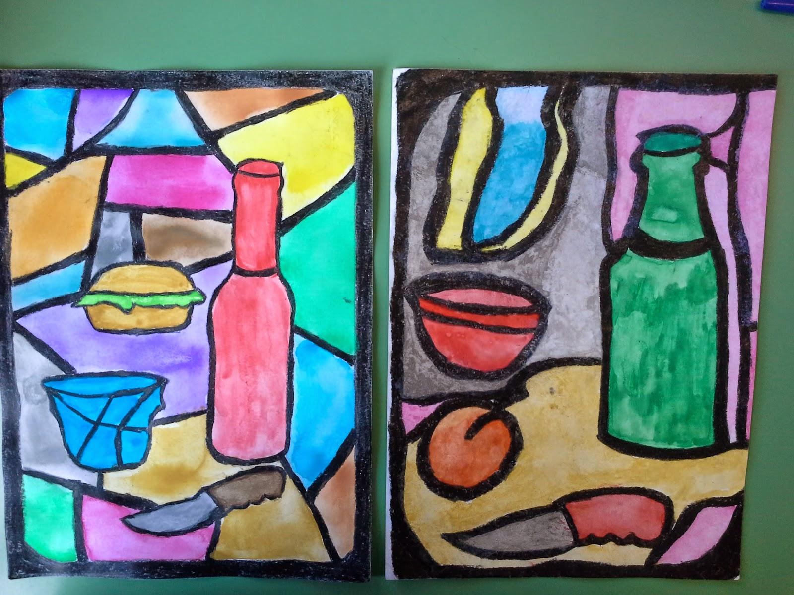 Estremamente due ore di arte: fatto da voi: vetrate gotiche in 2^A YF97