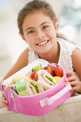 Healthy Kids' Lunch Ideas