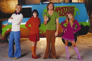 A Máquina Mistério - Scooby Doo