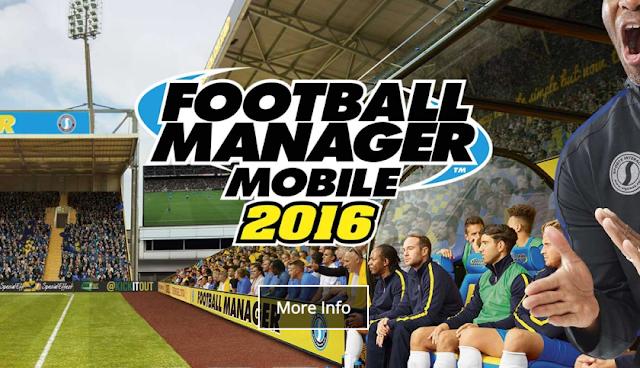 صور لعبة Football Manager 2016