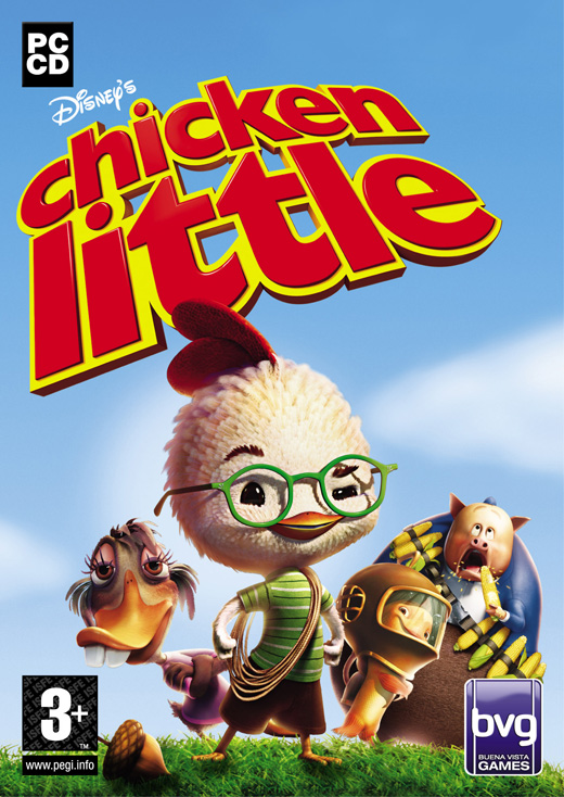 juego chiken little: