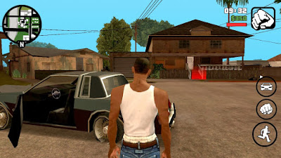 GTA San Andreas 1.03 Full APK