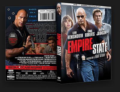 riodvdEmpire State Dvd Cover
