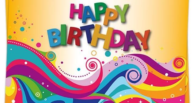 Foto divertenti cartolina buon compleanno a colori - Immagini estive a colori ...