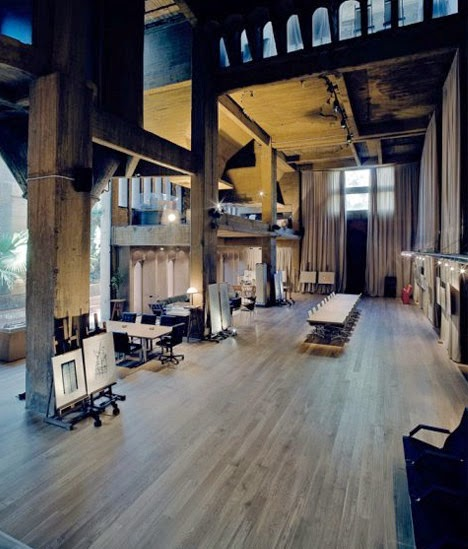 Nice-Warehouse-Design