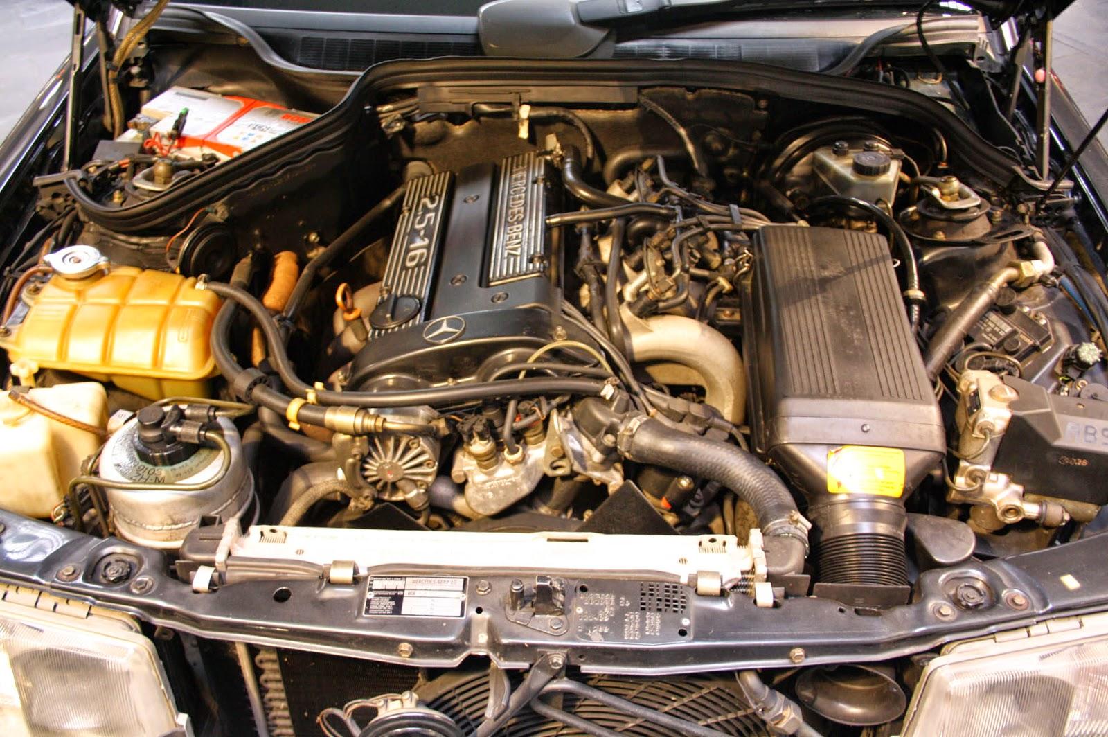 Mercedes benz w201 190e 2 5 16 evolution ii benztuning for Mercedes benz engineering